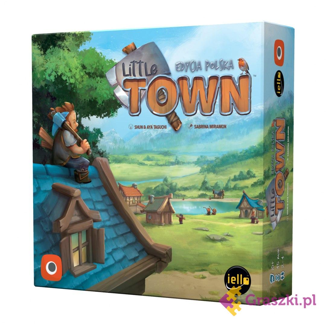 Little Town // darmowa dostawa od 249.99 zł // wysyłka do 24 godzin! // odbiór osobisty w Opolu